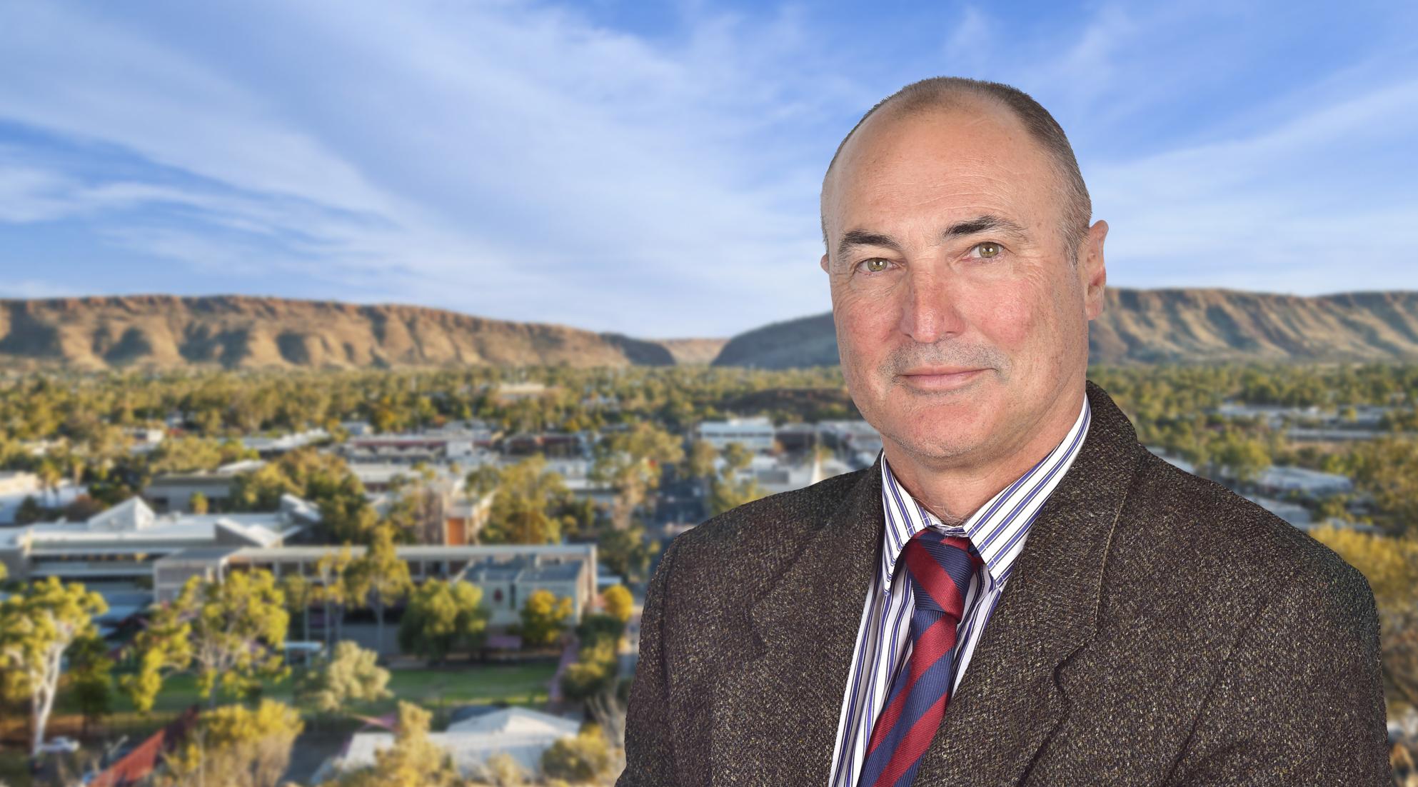 Ward Keller | Tony Whitelum | Personal Injury Lawyer | Alice Springs